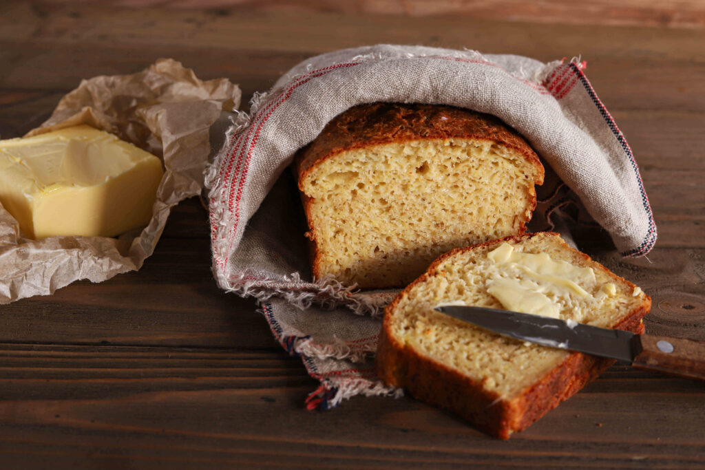 Cukinių duona