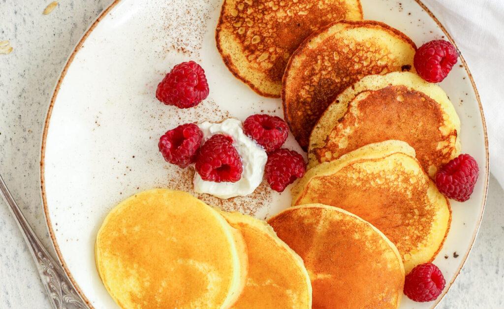 Blynai pusryčiams